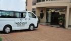 HOTEL VAN - free airport shuttle service