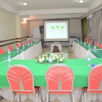 Meeting room in Rwanda