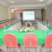 Meeting room in Rwanda