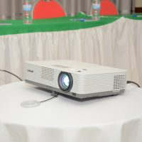 Conference Projector Image
