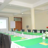 Meeting room in Kigali